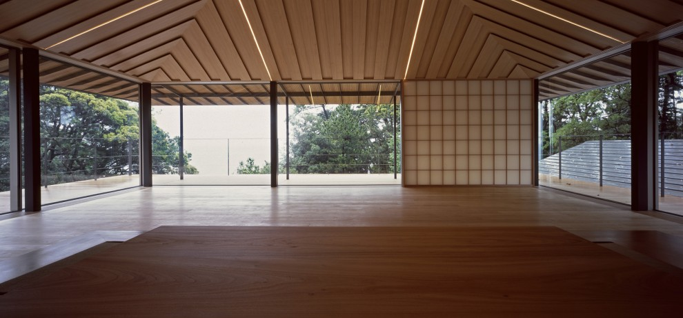 Architectural Solutions 187 Water Cherry House Japan