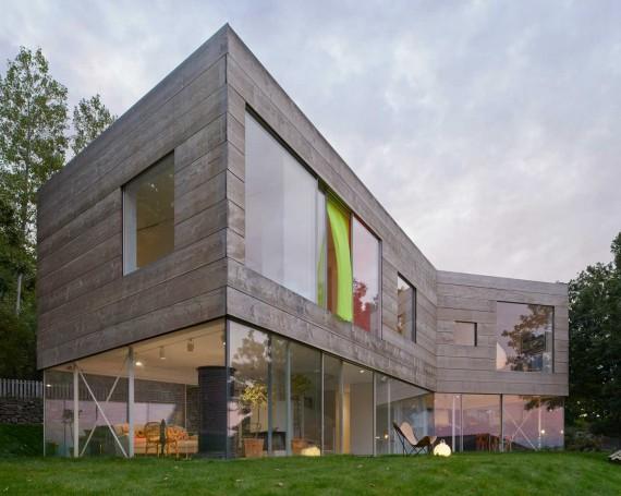 House in Mölle, Sweden
